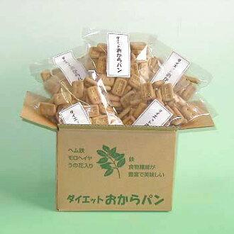 Diet bean-curd refuse bread treasuring (five bags)