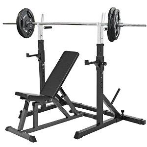 【8月4日からお買い物マラソン】《パッドプレゼント中》トレーニングセットB アイアン 105kg[Slim Fit スリムフィット] 送料無料 バーベル ダンベル ベンチプレス トレーニング器具 自宅 大胸筋