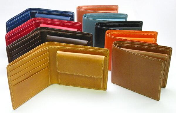 【送料無料/名入れ可:】BT F3二つ折り財布【メール便不可】
