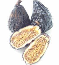 ブラックミッション(いちじく) 250gx2 無農薬(化学農薬不使用)栽培イチジク ALISHAN