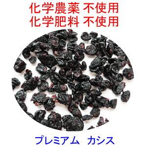 プレミアム カシス (ソフト ドライ ) 40g 化学合成農薬/化学肥料不使用栽培 アントシアニンの宝庫 ブルーベリー より多くのアントシアニンを含んでます カシス ポリフェノール含有
