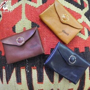 柔らかな革のシンプルデザイン「slowH Res」【全て手縫いのレザーカーケース】