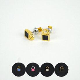 【割引クーポン配布中】 MARC BY MARC JACOBS(マーク バイ マーク ジェイコブス) Lock-In Padlock Stud Earrings スタッズ ピアス レディース 【RCP】