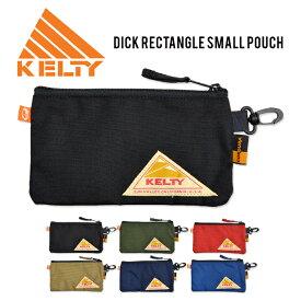 【割引クーポン配布中】 KELTY / ケルティ DICK RECTANGLE SMALL POUCH ディック レクタングル スモール ポーチ kelty 鞄 メンズ レディース ユニセックス 【ネコポス便発送で送料無料】【RCP】