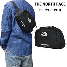 【割引クーポン配布中】 THE NORTH FACE ノースフェイス Roo Daypack Waistpack Sling Bag ウエストバッグ ボディーバッグ ショルダーバッグ 鞄 メンズ レディース ユニセックス ストリート アウトドア