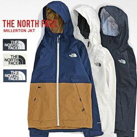【割引クーポン配布中】 THE NORTH FACE ノースフェイス MILLERTON JACKET マウンテンパーカー ナイロンジャケット メンズ アウター S-XL