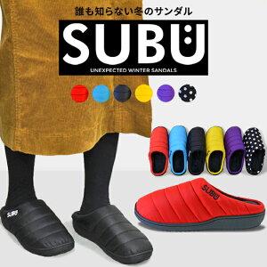 SUBU SUBU 冬のサンダル