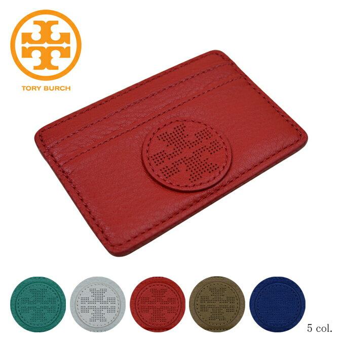 【クーポン利用で最大1,000円OFF】 TORY BURCH トリ−バーチ カード入れ ケース 定期 KIPP SLIM CARD CASE