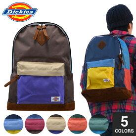 【割引クーポン配布中】 ディッキーズ リュック Dickies バックパック デイバッグ DAY BAG クレイジー柄 メンズ レディース 鞄 定番 通学 DICKIES【在庫一掃】