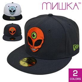【割引クーポン配布中】 MISHKA ミシカ AUTOPSY ZEN NEW ERA 5950 ニューエラ キャップ 帽子【RCP】【サマーバーゲン】
