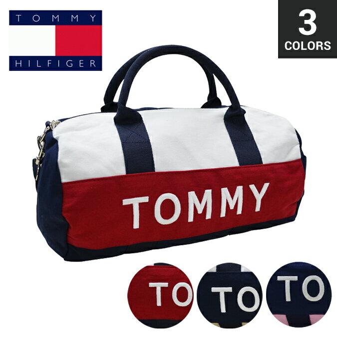 【クーポン利用で最大1,000円OFF】 TOMMY HILFIGER DUFFLE BAG ミニボストンバッグ トミーヒルフィガー 鞄 カバン 【RCP】