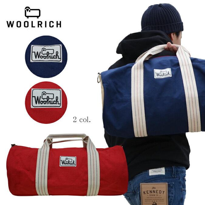 【クーポン利用で最大1,000円OFF】 WOOLRICH ウールリッチ BLUE CLAW HAMPTON DUFFEL ダッフルバック ボストンバッグ 鞄 BAG【RCP】