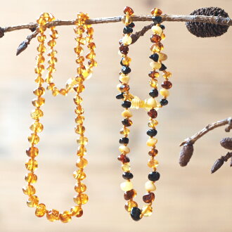 Germany Gluckskafer glucscapher amber necklace