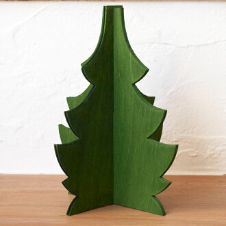 Christmas tree made of Sweden assembled wooden Christmas tree L