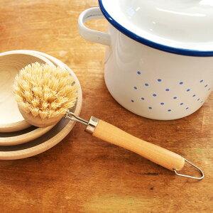 ままごと キッチン おもちゃ ブラシ フライパン 掃除 料理 かわいい おしゃれ ドイツ Gluckskafer グリュックスケーファー ままごと柄付きブラシ