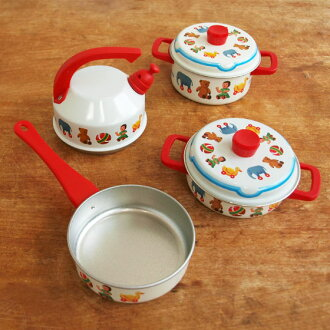 SchopperKG companies House pot set - toy pattern L
