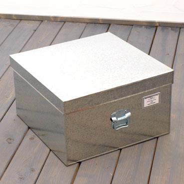 日本製 松野屋 トタン 収納ボックス ツールボックス