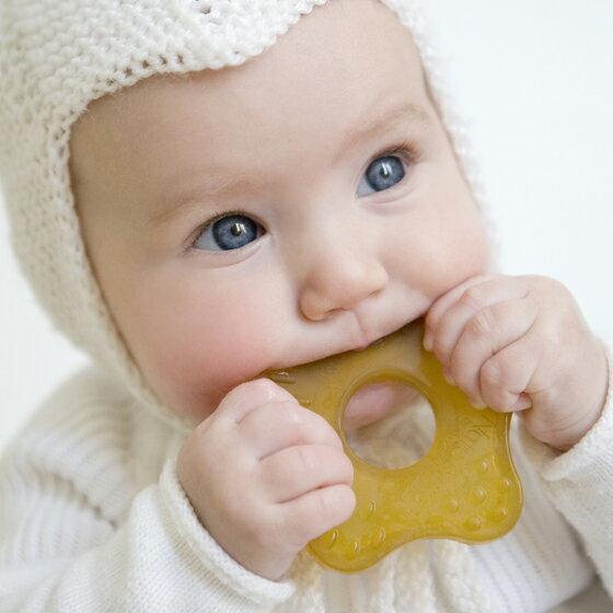 デンマーク NATURSUTTEN ナチュアスッテン 天然ゴム 歯固め はがため 歯がため 出産祝い かわいい おしゃぶり