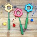 けん玉 おもちゃ 木製 子供 知育玩具 木のおもちゃ 誕生日 玉入れ かわいい ドイツ Ostheimer オストハイマー 木製 お…