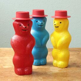 シャボン玉 おもちゃ シャボン玉液 安全 しゃぼん玉 子供 外遊び Pustefix プステフィックス クマのシャボン玉