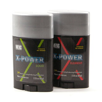 供X-POWER除臭剂新货Men's DEODORANT体臭防止使用的化妆品Speed Stick RIGHT GUARD Old Spice老调味品AXE亚克斯B派嘻哈HIP HOP