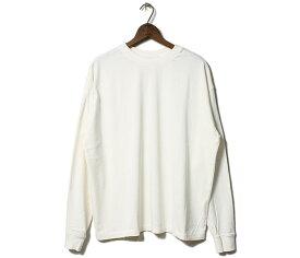 アルヴァナ alvana ロンT アルティメイト ワイド 長袖 Tシャツ 吊り天竺 オーガニックコットン ULTIMATE WIDE L/S TEE SHIRTS MADE IN JAPAN (ACS-0037)