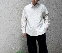 [送料無料]オーラリー/AURALEE日本製ビッグシャツウォッシュドフィンクスツイル2018AWWASHEDFINXTWILLBIGSHIRTS(AURALEE-WFINX-TWILL-BIGSH(A8AS02TN))