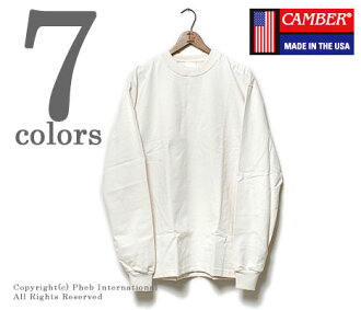 """[在塞族水稻审查! """"曲面 /CAMBER 美国制造的最大重量长袖 t 恤 (最大重量长袖)"""