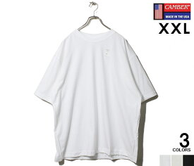 CAMBER キャンバー Tシャツ XXL ビッグサイズ ファイネスト 701 FINEST T-SHIRTS BIG SIZE MADE IN USA (CAMBER-701-FINEST-XXL)