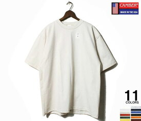 CAMBER キャンバー Tシャツ マックスウェイト 301 MAX WEIGHT T-SHIRTS MADE IN USA (CAMBER-301)