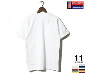 CAMBER キャンバー Tシャツ ポケT マックスウェイト 302 MAX WEIGHT T-SHIRTS with POCKET MADE IN USA (CAMBER-302-PK)