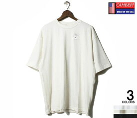 CAMBER キャンバー Tシャツ ファイネスト 701 FINEST T-SHIRTS MADE IN USA (CAMBER-701-FINEST)