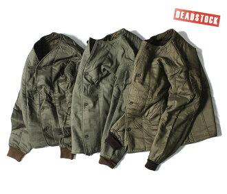 Dead stock DEADSTOCK Czech forces liner jacket M60 CZECH M60 LINER JACKET (CZECH-M60-LINER)