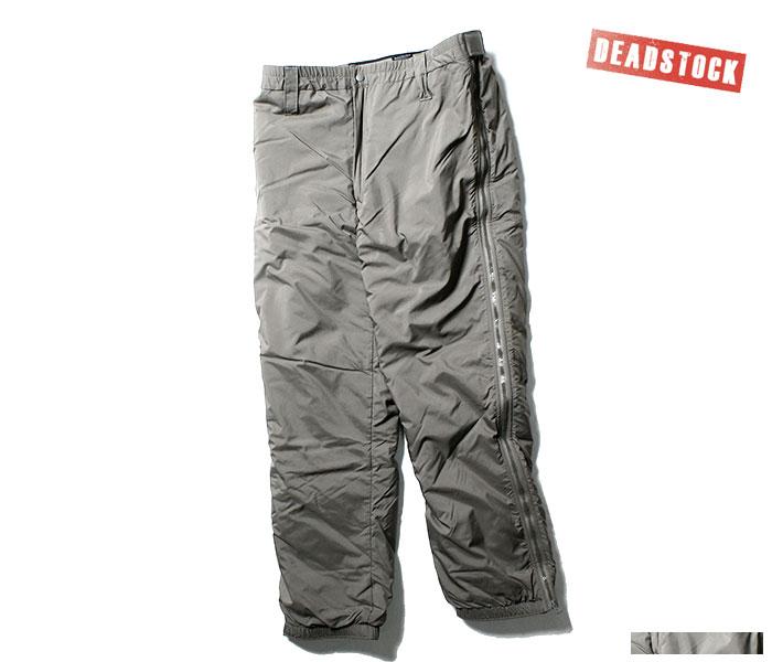 デッドストック/DEADSTOCK ビヨンド/BEYOND CLOTHING社製 LEVEL7 プリマロフト パンツ PRIMALOFT PANTS アメリカ軍 アメリカ製 (L7-PRIMALOFT-PANTS-BEYOND)