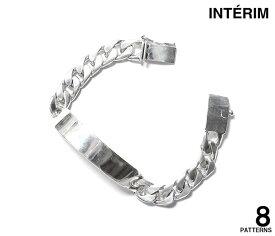 インテリム INTERIM ブレスレット 008 シルバー タスコシルバー メキシコ TAXCO SILVER BRACELET MADE IN MEXICO (INTRM-TAXCO-BRACELET-008)