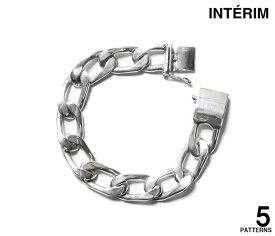 インテリム INTERIM ブレスレット 010 シルバー タスコシルバー メキシコ TAXCO SILVER BRACELET MADE IN MEXICO (INTRM-TAXCO-BRACELET-010)