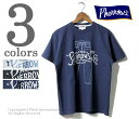 フェローズ/PHERROW'S(PHERROWS) Pherrow's DENIM プリントTシャツ (17MS-PT11)