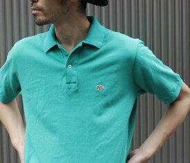 SCYE BASICS サイベーシックス ポロシャツ 鹿の子 サイゾッド 製品染め 2021SS Garment Dyed Cotton Pique Polo Shirt (5121-21705)