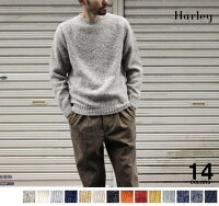 【セール/SALE】ハーレーオブスコットランドHARLEYOFSCOTLANDニットセーターシャギードッグシェトランドSHAGGYDOGSWEATERKNITMADEINSCOTLAND(HARLEY-2474-7)