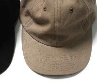 アルテリアULTERIOR備前ギャバジン6パネルキャップ帽子BIZENGABARDINE6PANELEDCAP(ULHT01-EC67U)