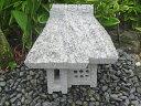 【新商品】【送料無料】草屋灯篭(1尺)【御影石】玉砂利とも相性ピッタリ♪