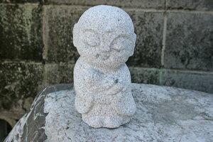 【送料無料】【地蔵】【お地蔵さん】御影石で出来た水子地蔵です