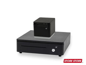 mCシリーズ POSレジセット mC-Drawer&mC-Print3/ブラック