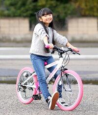 子供用自転車22インチ24インチクロスバイク