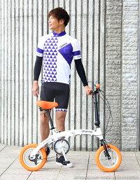 折りたたみ自転車12インチベルトドライブアルミフレーム