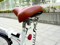【メール便送料無料】サドルキーパーサドルロック自転車パーツJ&CR-JC027SDスポーツ・アウトドア自転車・サイクリング自転車用アクセサリーロック☆