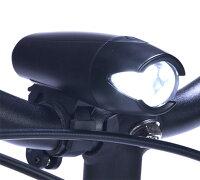 自転車カギ+5LEDライト2点セットワイヤーロック5灯ライトクロスバイク送料無料即日発送☆