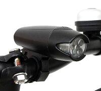 【送料無料】自転車の必需品パーツお得な2点セット●GR-407ワイヤーロック+GR-7355LED自転車ライト●自転車パーツスポーツ・アウトドア自転車・サイクリング自転車用アクセサリーライト・ランプ鍵ロック☆