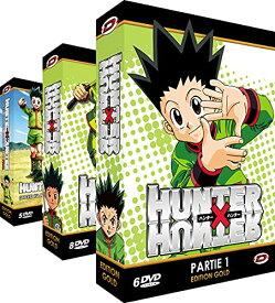 HUNTER×HUNTER TV(1999年)&OVA コンプリート DVD-BOX (92話, 2100分) ハンターハンター アニメ Import