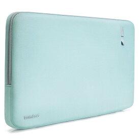 即納 MacBook Pro/Air(13インチ)2019 対応 ノートパソコン ケース キャリングケース ミントブルー ラップトップ スリーブケース 直輸入 日本未発売